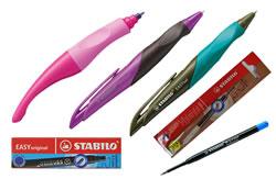Stabilo pen set pink