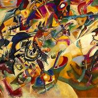Composition VII - Wassily Kandinsky