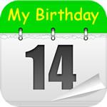 My birthday date