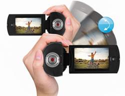 Samsung Q10 camcorder